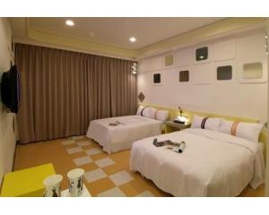 台北宾王时尚旅店