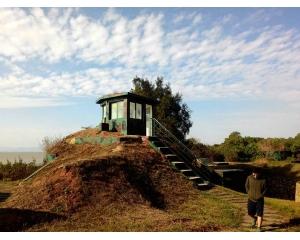 金门湖下一营区将改建为对外的观光旅游景点