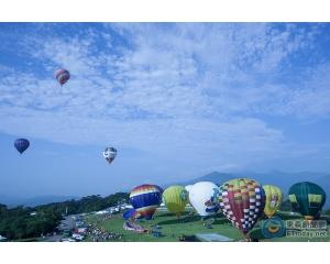 台东国际热气球嘉年华买一次门票费用无限次入园