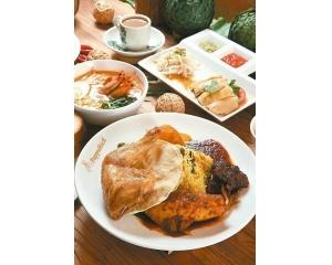 在台湾也能享受舌尖上的马来西亚多种地道美食