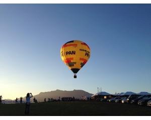 桃园大溪热气球博览会一睹热汽球冉冉升空的震撼