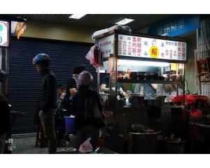 七张站赖冈山羊肉吃了N次还想吃跟着台北捷运吃美食