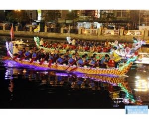 台南市国际龙舟锦标赛6.16安平运河展开