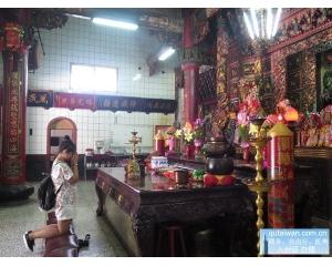 利洋宫提篮观音不同于随处可见供奉观音佛祖的