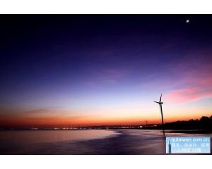 基隆外木山获得台湾十大魅力水域冠军十七里海