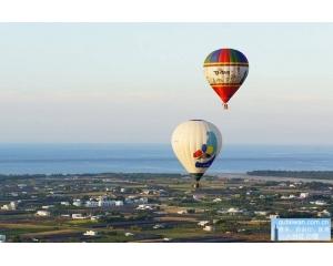 越来越近了台湾国际热气球嘉年华将于6月27日至8月9日