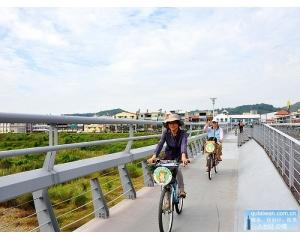2015年暑假高雄推出7条亲子单车旅游路线慢速欣赏
