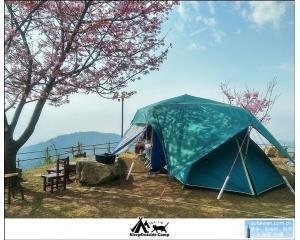 露营帐篷看起来是穷游但是要玩好需要不少的资本
