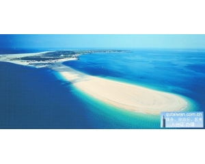 台湾最好的10个沙滩阳光、蓝天、白云、比基尼