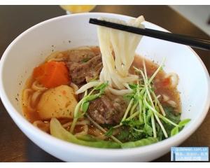法式牛肉面颠覆传统做法当东方料理遇到西方做法