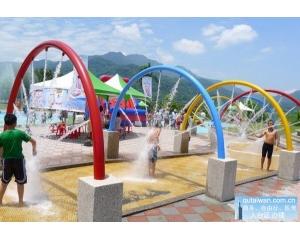 全台夏天13个儿童免费玩水的广场、公园再也不怕炎炎夏日啦