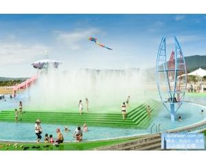 大手牵小手消暑的水上乐园花莲3D儿童节时间长达一个月