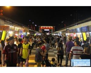 东台湾最大夜市7月4日正式开幕东大门夜市好吃一条街