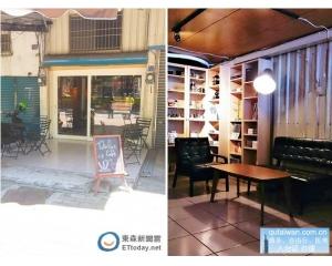 高雄小小铁皮咖啡屋承载着台湾80后的创业梦想