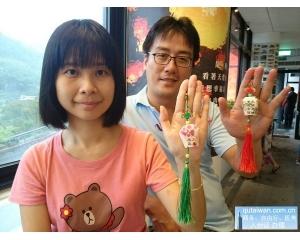 七夕情人节台湾好行木栅平溪线给情侣免费送礼多种活动