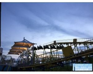 台北儿童乐园4点后免费入园优惠活动延长到年底