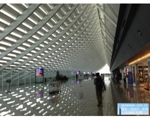 为应对游客量大增桃园机场将建第四航站楼2018年启用