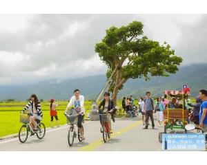 轮转花东 单车野餐日花东纵谷体验乡野间的骑乘乐趣