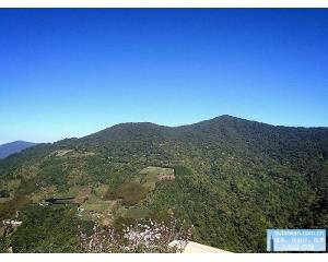桃园海拔最高的拉拉山风景区开篇露营专用地给旅客