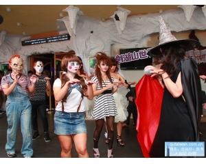 剑湖山世界于10/31-11/1万圣节周末举办惊声不尖叫万圣活动