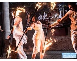 2015街艺狂飨封街派对11月21日开幕