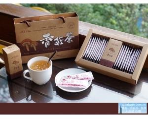 香菇茶流星花园全台湾首创大受好评