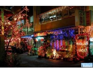 台北吉庆圣诞巷地址,乘坐捷运、公交车怎么去吉庆圣诞巷