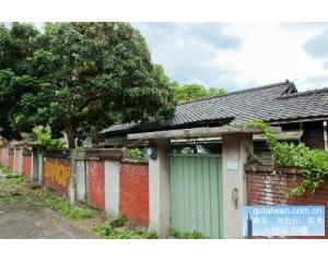 台北锦町日式宿舍群地址,乘坐捷运、公交车怎么去锦町日式宿舍群