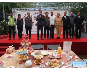 2015新竹市茶花季双12登场让大家欣赏最美的茶花