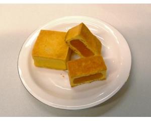 台北世运食品面包的样式大约有80多种,都是自然原味,外皮酥脆