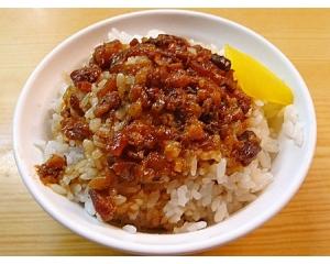 台北黄记鲁肉饭香甜的鲁汁,一口接一口停不了的美味