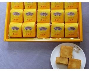 台北徐记老大房凤梨酥不甜不腻、口感独特令人回味无穷