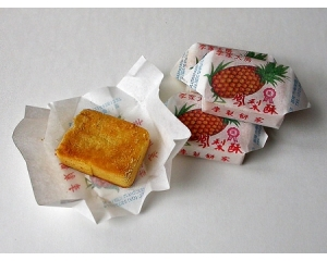 台北李制饼家不加任何的防腐剂,味道也不会过甜,自然且健康