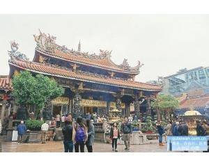 龙山寺站周边10处自游散策旅客最爱朝圣景点