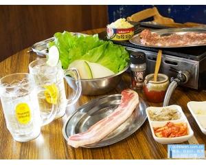 高雄首间日本知名连锁让烧肉也吃得健康美味