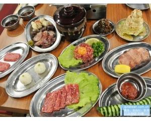 高雄日本原汁原味烧肉烧肉内脏的创新组合吃法