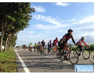 2016年勇闯东海岸自行车活动已获法国ACP认证路线的精华路段