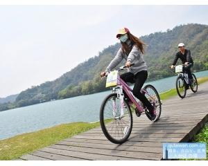 日月潭新玩法,自行车1到2日游看不一样的风景
