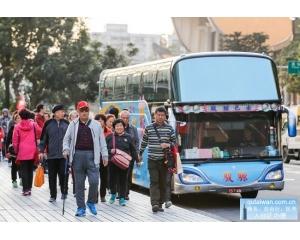 9月份陆客到台湾旅游人数首次负增长减幅多达37.79%