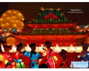 台湾春节过年习俗从年夜饭到元宵节都怎么过