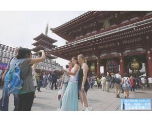 台湾人出国旅行最爱去日本7月份人数44万创新高