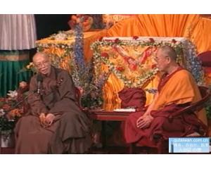 为何台湾佛教都要占地为王?圣严法师这样答