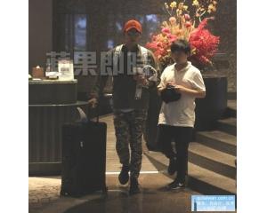 韩国天王Rain到访台湾拍摄《团结才能火》节目行