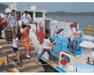 3名福建福清1名江苏陆客偷渡到台湾打工被关押数