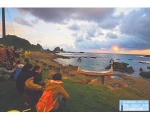 2019年台湾第一缕曙光将出现在兰屿岛